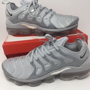 Nike Air VaporMax Plus Grey NIB Sz 11